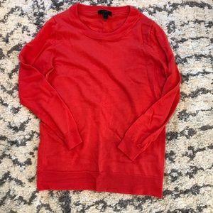 J Crew Tippi Sweater (3/4 sleeve)